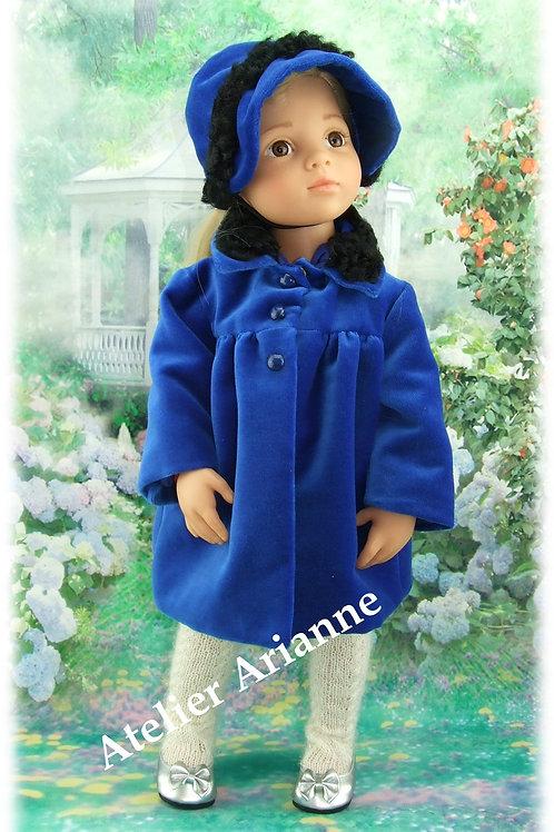 Tenue Victoria pour poupée Gotz 50 cm