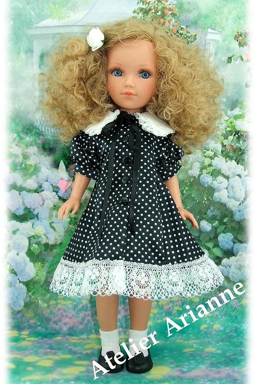 Tenue Monique pour poupées Vidal Royas, Nancy Famosa 40 cm