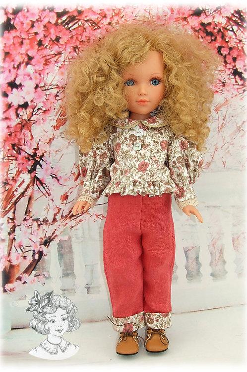 Mireille - Tenue pour poupée Vidal Rojas