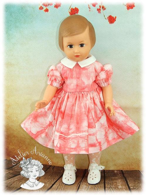 Efia - Tenue poupées de Modes et Travaux
