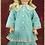 Thumbnail: Tenue Adeline pour poupées Jumeau 75 cm