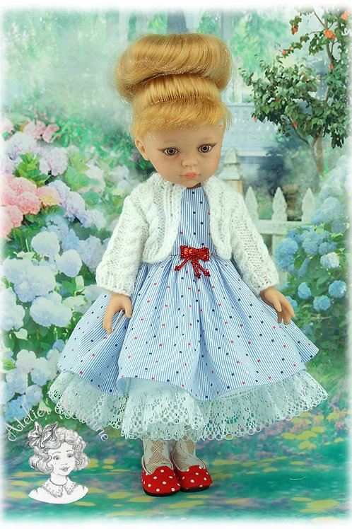 Étoiles-tenue pour poupées Paola Reina et Chérie de Corolle