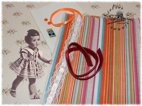 Kit 20 couture Modes et Travaux Françoise Juin 1960