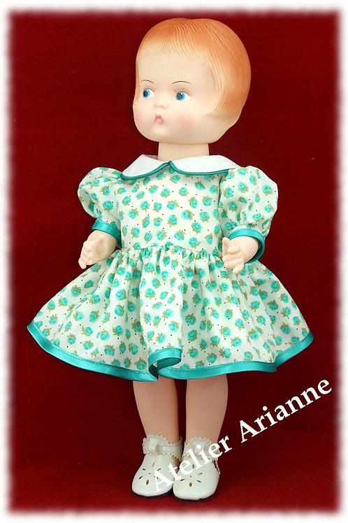 Tenue Allysia pour poupée GéGé numéro 7 - 35 cm ou Patsy 36 cm