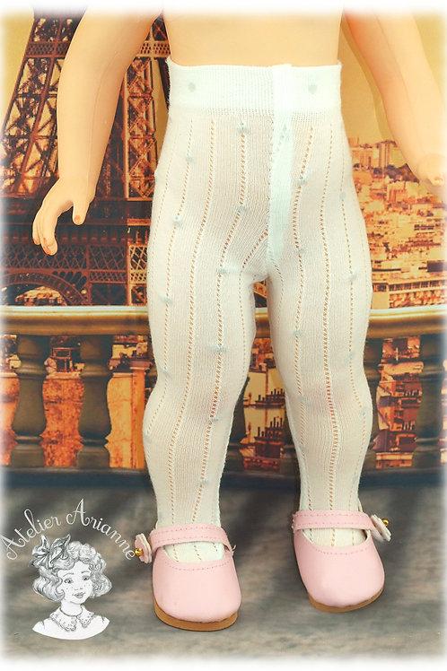 Nr 15 Collant en jersey pour poupées de Modes et Travaux , Kattie de Rayna