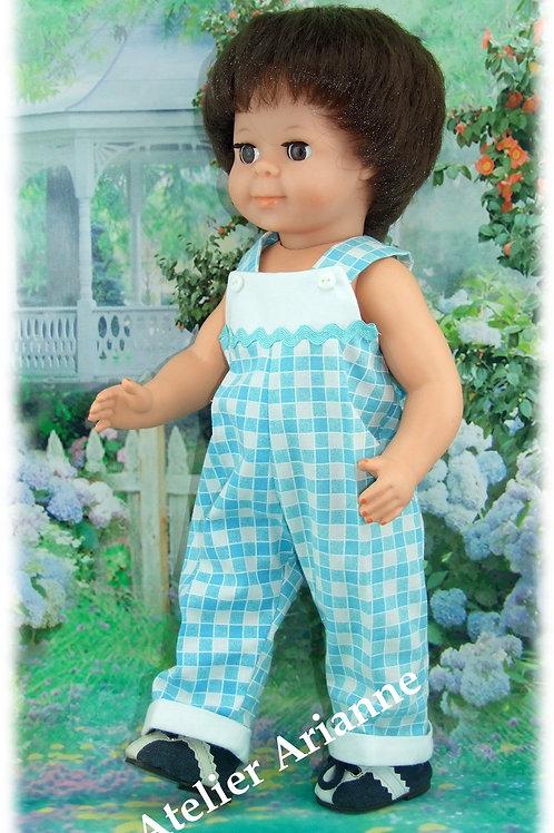 Tenue pour poupée Jean-Michel Modes et Travaux Juin 1986