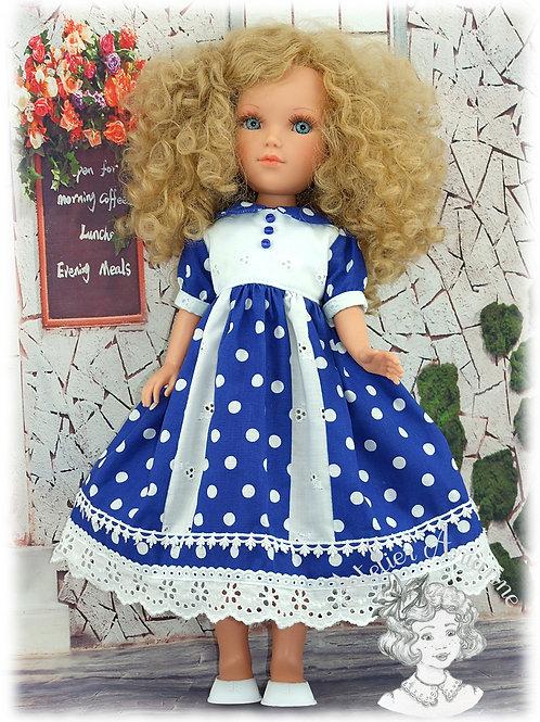 Loriane - Tenue pour poupée Vidal Rojas