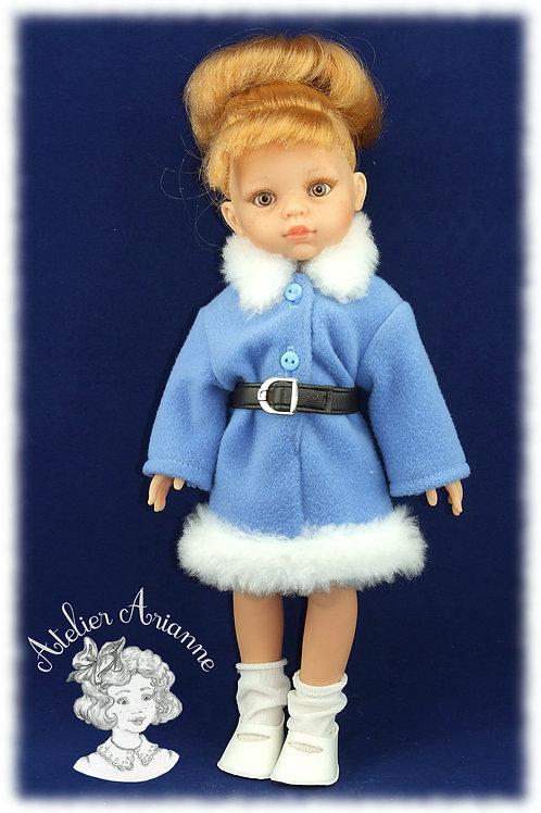 Béa la tenue pour poupées : Minouche, Paola, Corolle