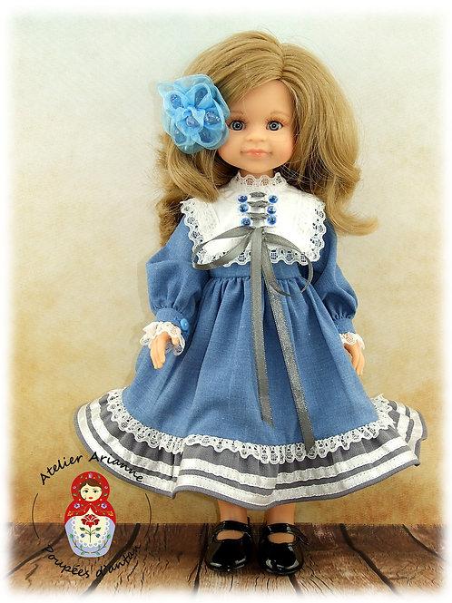 Valentine pour poupée Paola Reina