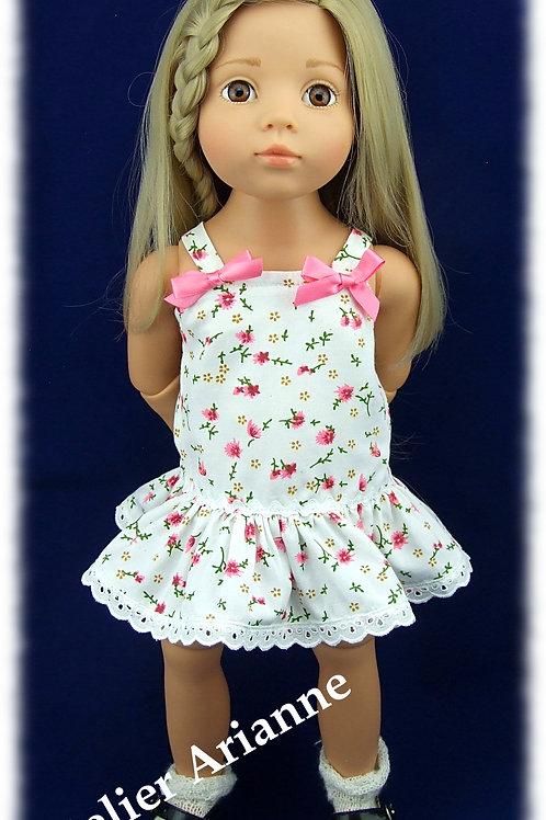 Tenue Clarysse pour poupées Gotz et Finouche