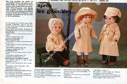Page Modes et Travaux Mars 1980
