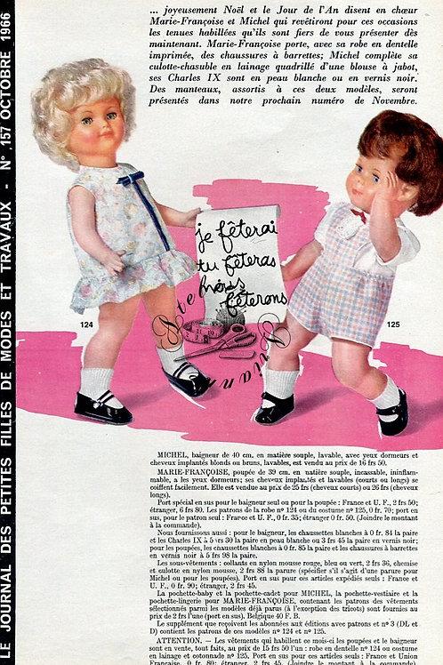 Page Modes et Travaux Octobre 1966