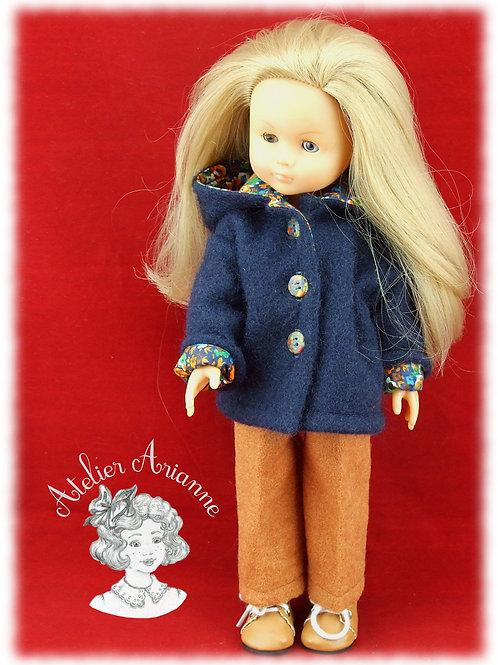 Daisy - Tenue pour poupée Minouche, Chérie de Corolle , Paola Reina