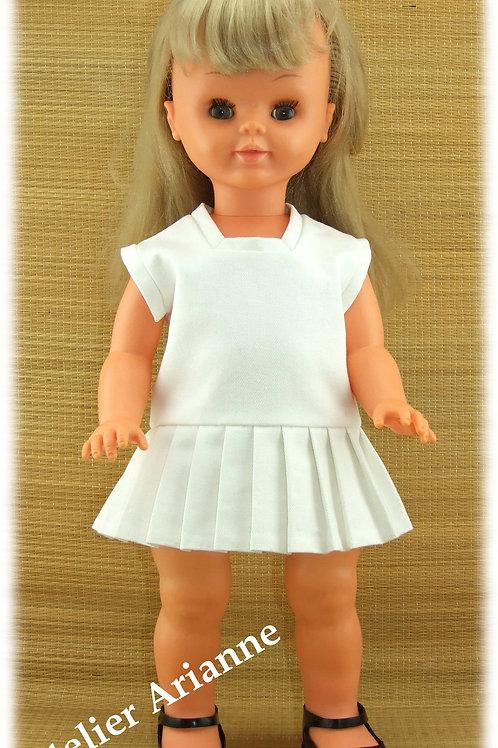 Tenue Luz pour poupée 54-56 cm Bella, Gege, Raynal autres...