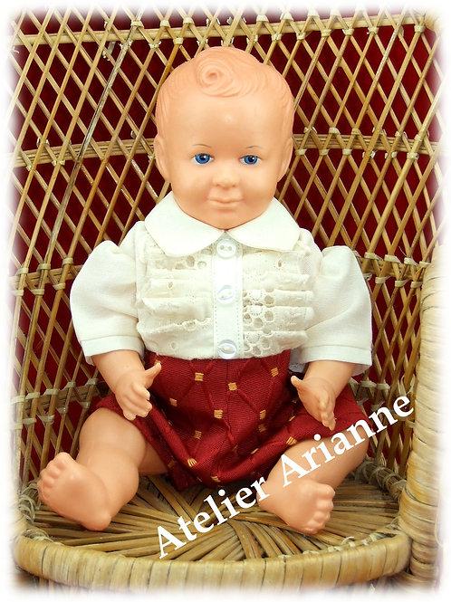 Tenue Conrad pour poupées et baigneurs 25-30 cm