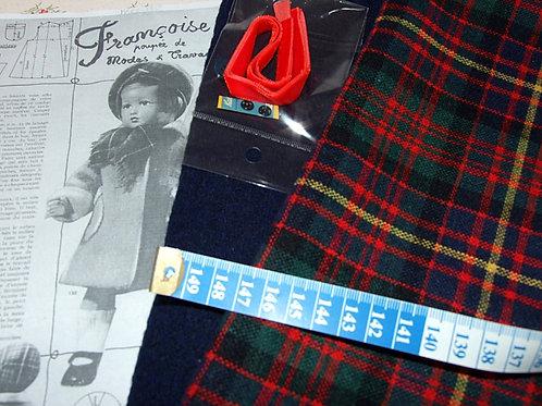 Kit 82 couture Modes et Travaux Françoise Mars 1952