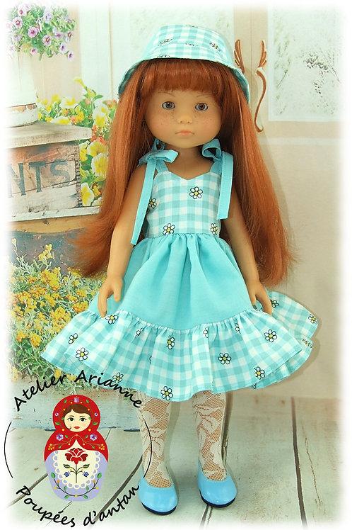 CECYLIA -Tenue pour poupée Chérie de Corolle ou Paola Reina
