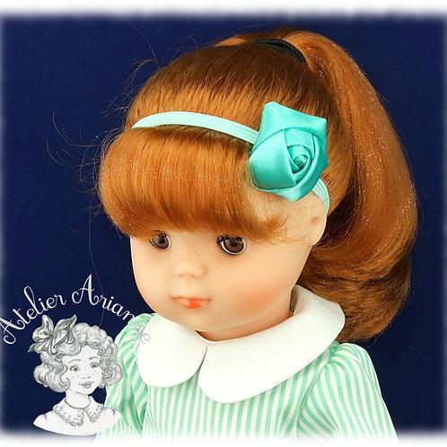 Nr 4 Chemise à manches bouffantes pour poupées de Modes et Travaux