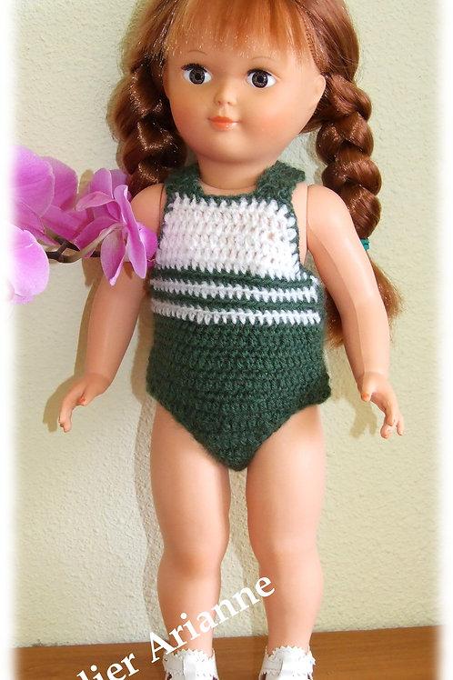 Tenue pour poupée Marie-Françoise Modes et Travaux Juillet 1967