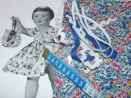 Kit 80 couture Modes et Travaux Françoise Juin 1951