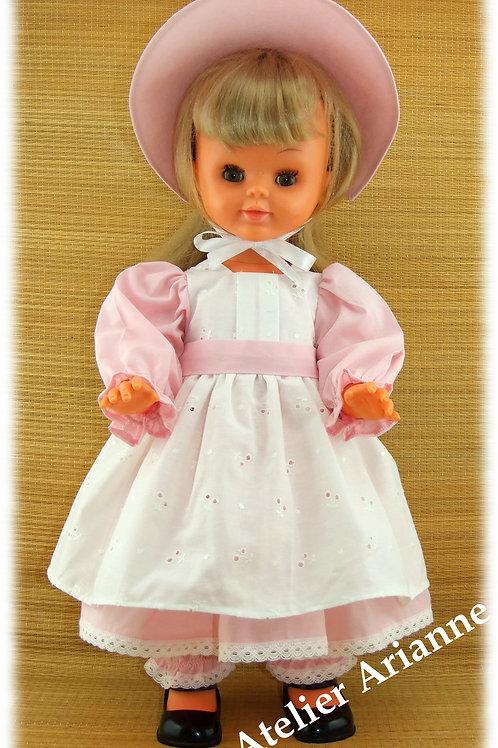 Tenue Gracia pour poupée 55-56 cm