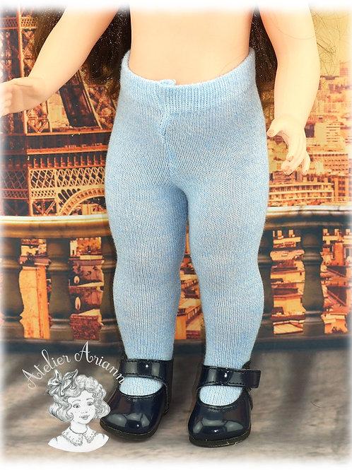 Nr 11 Collant en jersey pour poupées de Modes et Travaux , Kattie de Raynal