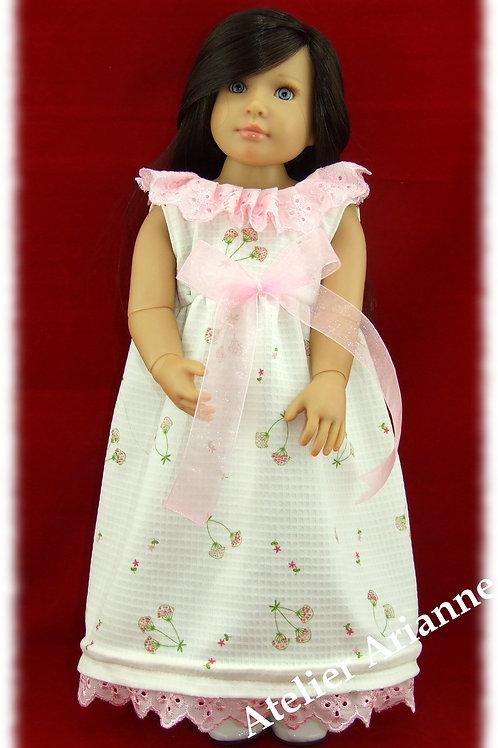 Tenue Angèle pour poupée : Maru and Friends, Gotz, Kidz'n'Cats et d'autres 50 cm