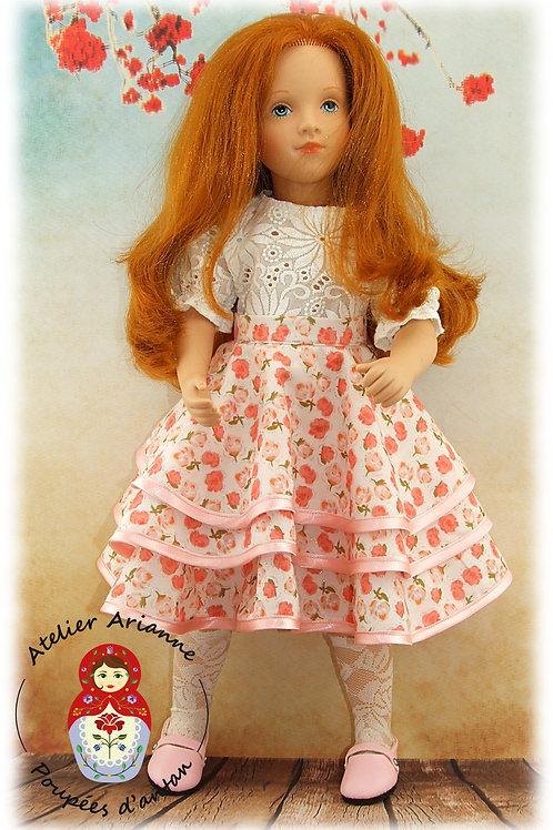 Jupe pour poupée Starlette 44 cm
