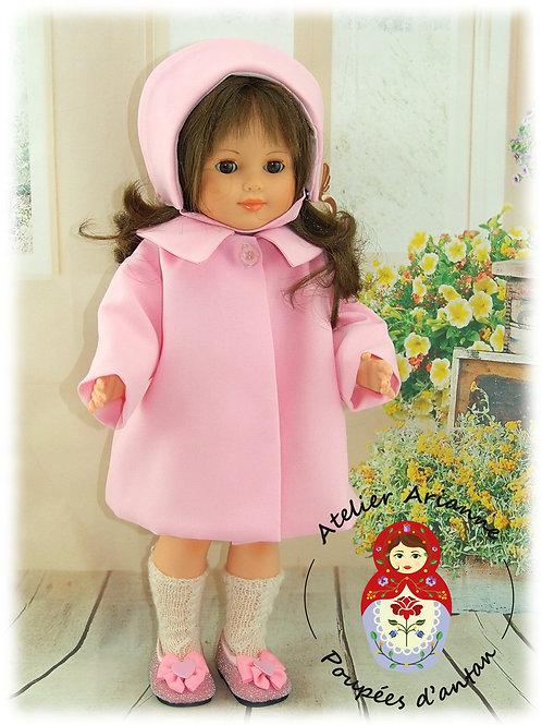 Décembre 1960 Tenue pour poupée Marie-Françoise ROSE
