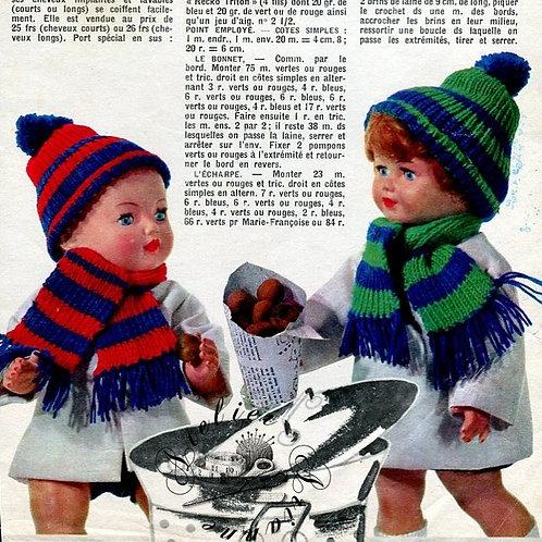 Page Modes et Travaux Janvier 1964