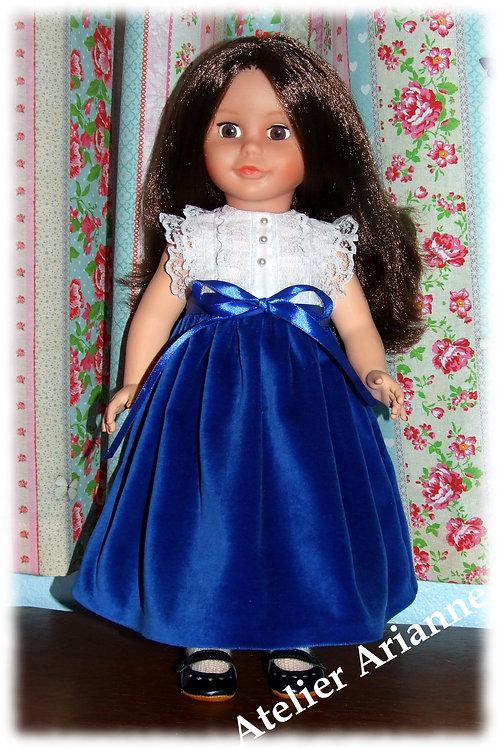 Tenue Fyona pour poupées Modes et Travaux, Marie-Françoise