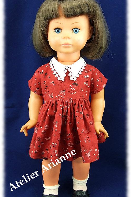 Tenue Naomi pour poupées : Raynal, Gotz, Rosereine, Corolle 42, American