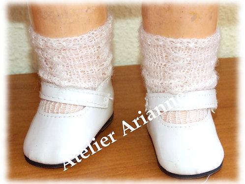 Chaussettes pour poupée Aristide-Marie