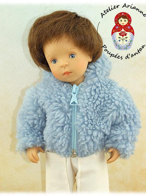 Janvier 1961 Tenue pour poupée Corolle, Paola ou Minouche 33 cm