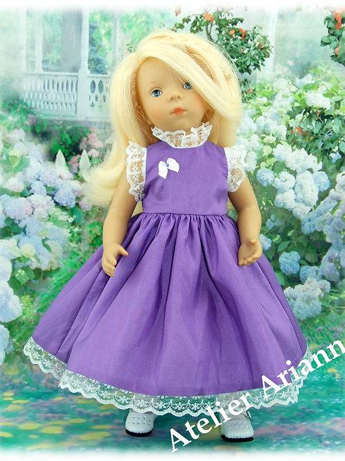 Tenue Lucile pour poupée LD, Corolle, Minouche ....