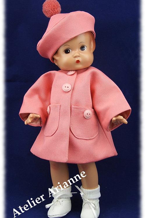 Tenue Aurelia pour poupée Patsy 33 cm