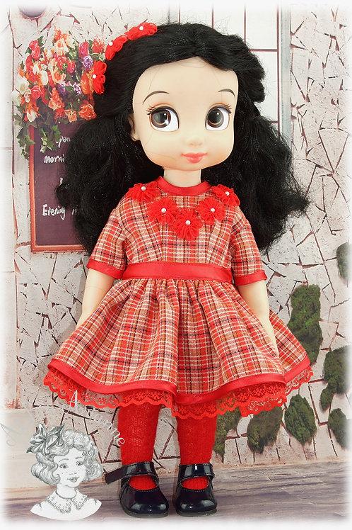 Adrianna Tenue pour poupée Disney Animator 40 cm