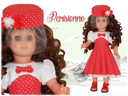 """Robe """" Parisienne """" Françoise ou Marie-Françoise"""