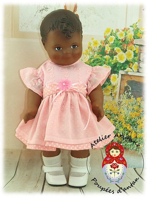 Reproduction Arleta tenue pour poupée Daisy Baby