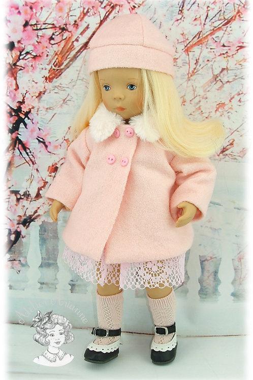 Tenue Lilou pour poupée Minouche - novembre 1965