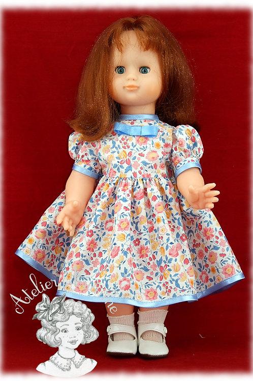 Mars 1951 Tenue pour poupée Emilie Modes et Travaux