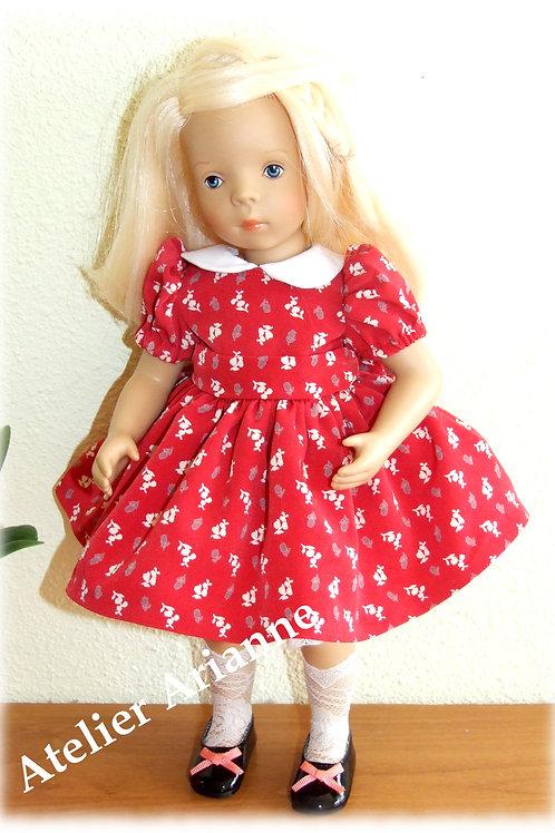 Tenue Lea pour poupée Corolle, Paola Reina, Minouche 33 cm
