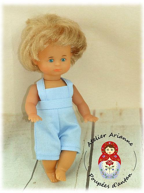 Boby -Tenue pour poupée 15 cm