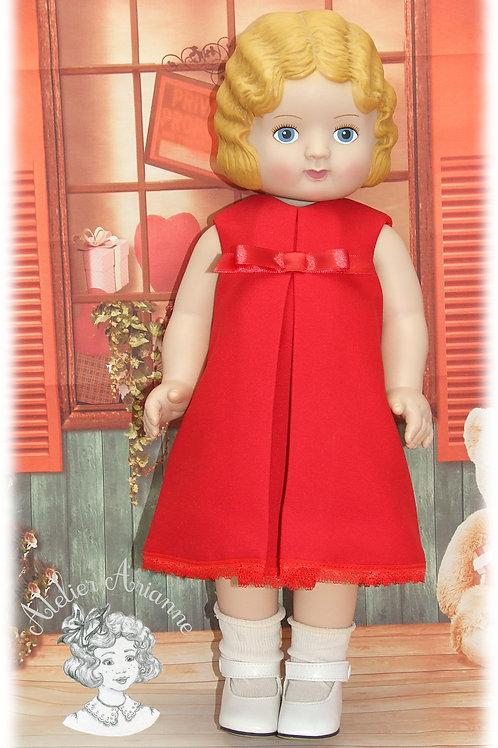 Lilianne Tenue pour poupées: Daisy, GéGé, Raynal, Rosereine de 50 cm