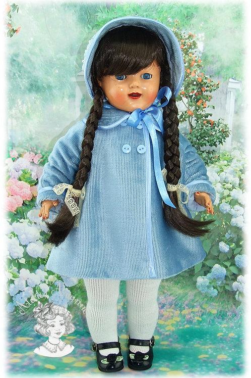 Noélie - Tenue pour poupées Gotz et autres poupées de 50 cm