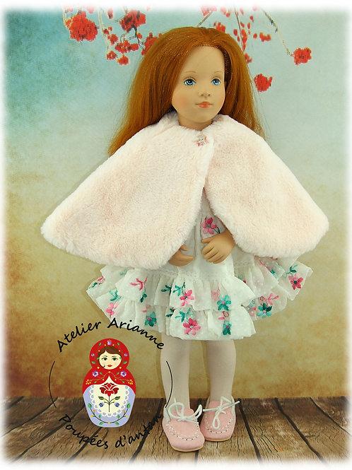 Cape pour poupée Fanouche