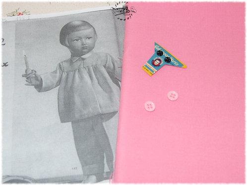 Kit 24 couture Modes et Travaux Françoise Mars 1953