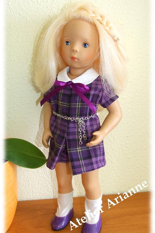 Tenue Mathilde pour poupées Corolle, Paola Reina, Minouche 33 cm