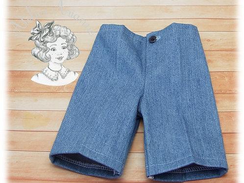 Pantalon jeans pour baigneur