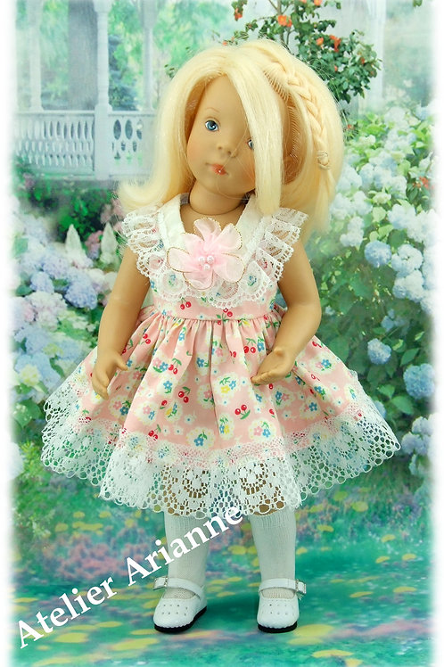 Tenue Sonia pour poupées  Little Darling ,Minouche, Bella 33-35 cm